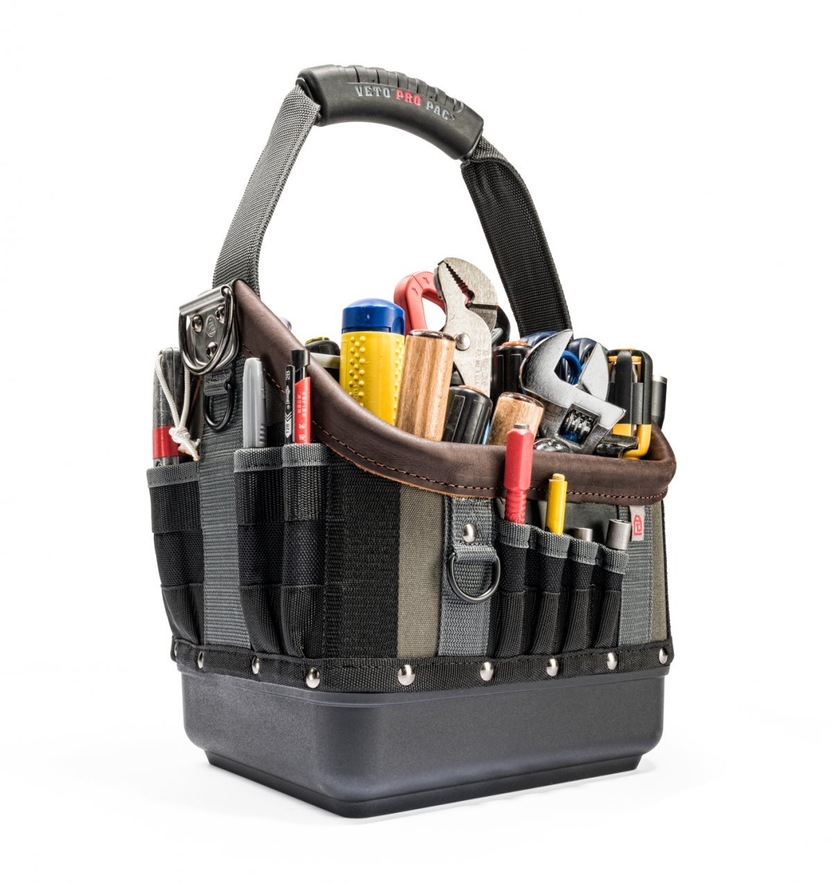 TECHOT-MC Veto COMPACT Open Top Tool Bag by Veto