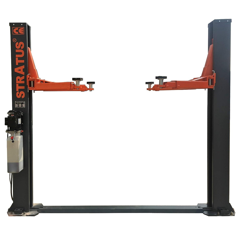 Stratus BasePlate 10, 000 lbs Capacity 110V Car Lift Stratus Auto Equipment