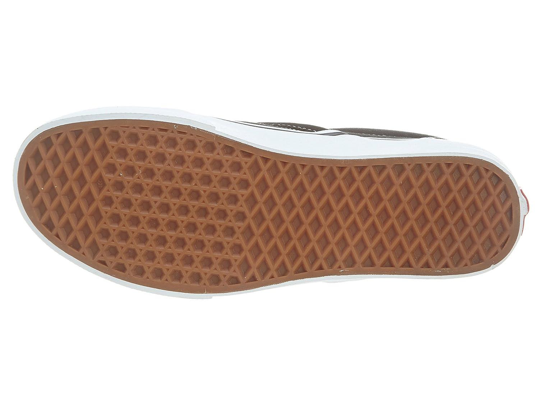 Furgonetas Unisex Clásico Zapatos Sin Cordones Negros T89ux7Q