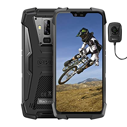Amazon com: Blackview BV9700 PRO,Android 9 0 4G Smartphone 5 84