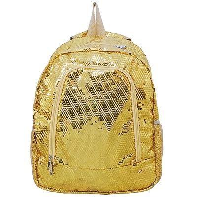 60%OFF NGIL Sequins School Backpacks