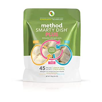 Amazon.com: Method Smarty Dish Plus - Jabón para ...