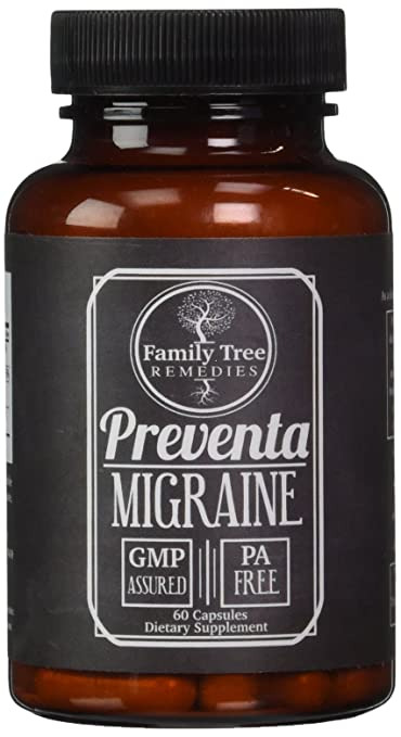 Product thumbnail for Preventa Migraine