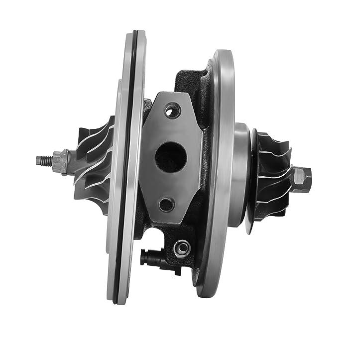 Amazon.com: Mophorn GT1544V Turbo CHRA Cartridge 1.6 HDI 110 BHP Engine Turbocharger CHRA Core Fit for Ford Mazda Mini Cooper Volvo Peugeot Citroen Turbine ...
