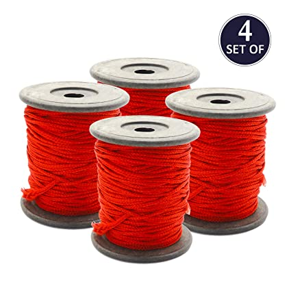 1 mm Thread RED Cotton Thread -Kalwa RAKSHA Sutra-Nazar DHAGA