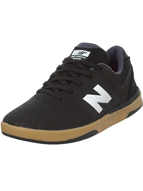 New Balance Sneakers Uomo Scarpa Numeric Black Suede/Mesh