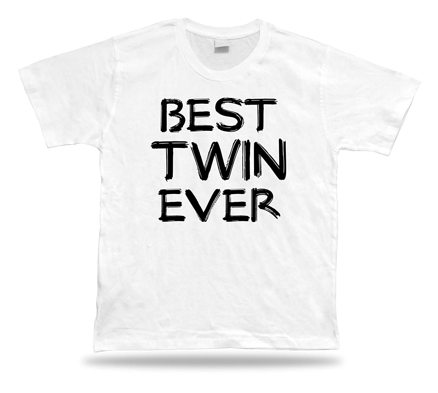 Best No1 Twin Ever T-shirt Funny Happy day super Gift Idea birhday present Tee
