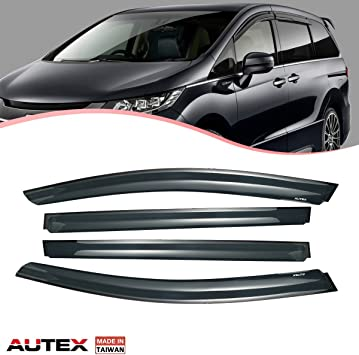 4 Piece Auto Ventshade 94203 Original Ventvisor Window Deflector