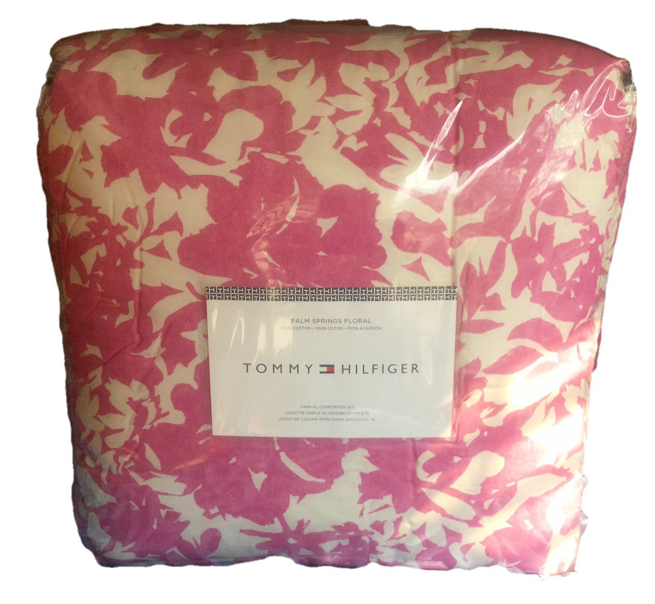 Tommy Hilfiger Palm Springs Floral Comforter Twin XL with Sham