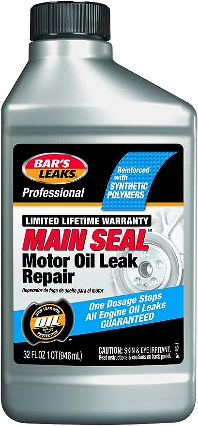 Oil Leak Repair >> Bar S Leaks Ms 1 Main Seal Motor Oil Leak Repair 32 Fluid Ounces