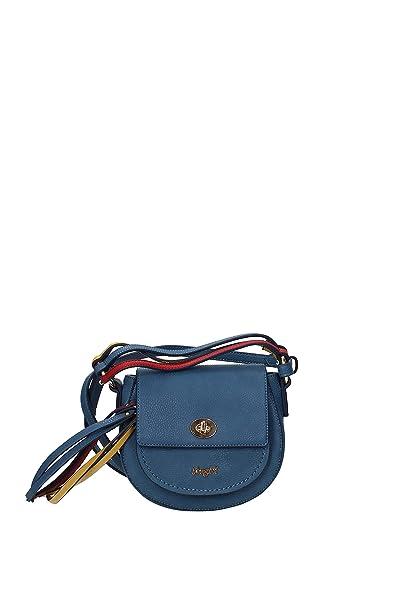 b200f2d6b4655 BLUGIRL BLUMARINE Borse a Mano Donna - PVC (228004A633)  Amazon.it   Abbigliamento