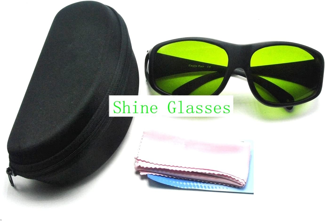 B071FQ3HP4 405nm 450nm 808nm 850nm 980nm 1064nm Laser Protective Goggles OD5+ Safety Glasses 7164mZDkWlL.SL1500_