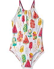 Hatley Swimsuits, Traje de baño de una Pieza para Niñas