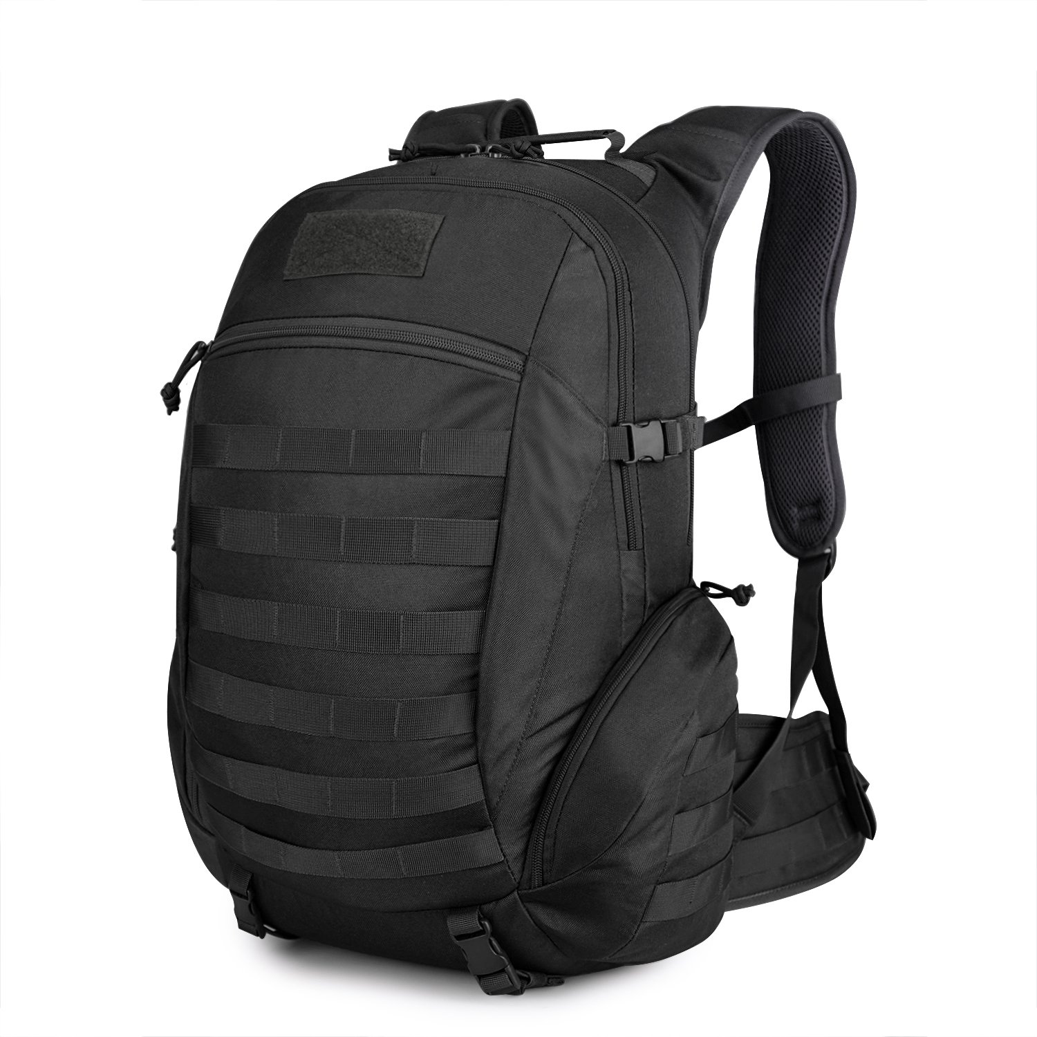 Galleon - Mardingtop 35L Tactical Backpacks Molle Hiking Daypacks For  Camping Hiking Military Traveling (M6227-Black 19f83786dd008