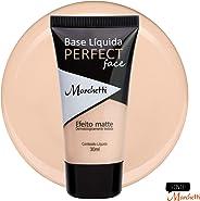 Base Líquida Perfect Face 02, Marchetti, Bege