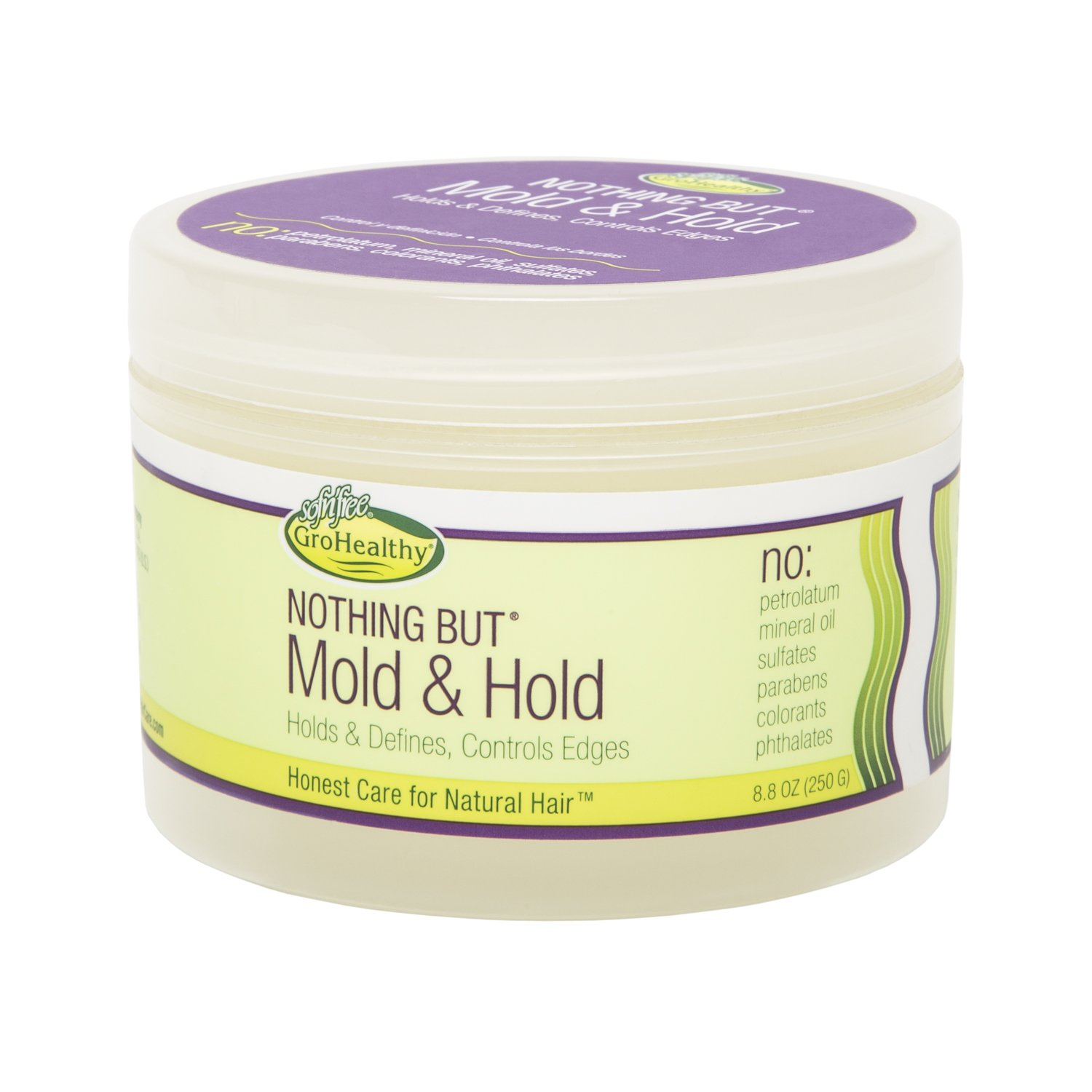 Nothing but Mold & Hold Wax, 8.8 Ounce