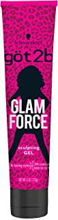 product image for Got2b Glam Force Sculpting Hair Gel, 6 Ounce