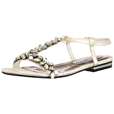 1616fc097a4015 (New Size Version)Ukris Women s Lightweight Yoga Mat Thong Sandals Flip- flops. Now  11.99 12.99. 2 Lips Too Women s Fiona Dress Sandal