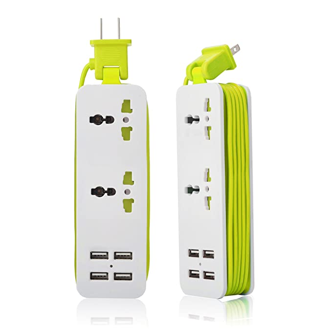 Review K-century Travel Power Strip