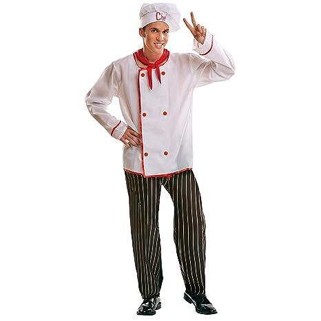 My Other Me Me-201008 Disfraz de cocinero para hombre ML Viving Costumes 201008