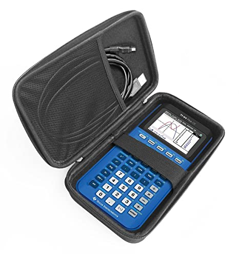 Texas Instruments 84PLCE//TBL//1L1//X TI-84 Plus CE Graphing Calculator Bionic Blue