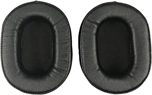Genuine Replacement Ear pads Cushions for Audio Technica ATH-M50 M50X M50S M50RD ATH-M40X ATH-M30X ATH-M20X HP-EP M-Series Headphones - 2 Pieces (1 Pair)