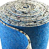 Cloud 9 Cumulus 11mm Thick Carpet Underlay Roll Amazon Co