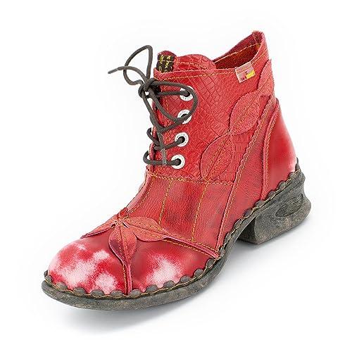 71890536a8a814 TMA SEELENlook Damen 5188 Stiefeletten  Amazon.de  Schuhe   Handtaschen