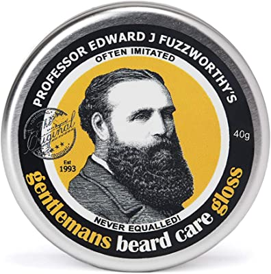 Professor Fuzzworthy's Beard Balm Gloss Leave