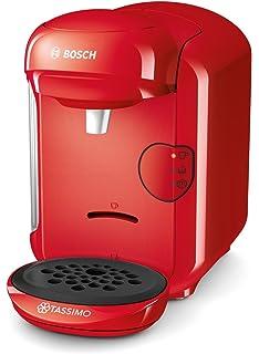 Bosch TAS1002 TASSIMO Happy Cafetera de cápsulas, 1400 W ...