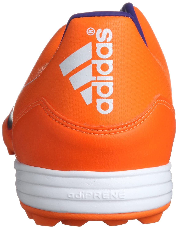 brand new 952a3 d1df2 Adidas F10 TRX TF (F32715), Naranja Negro, 44  Amazon.es  Zapatos y  complementos