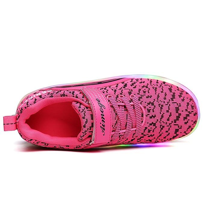 Chaussures Emballement Des Chaussures Avec Des Chaussures De Roues Individuelles Avec Des Roues, Des Chaussures De Roues Rouges Roues, Eu 32