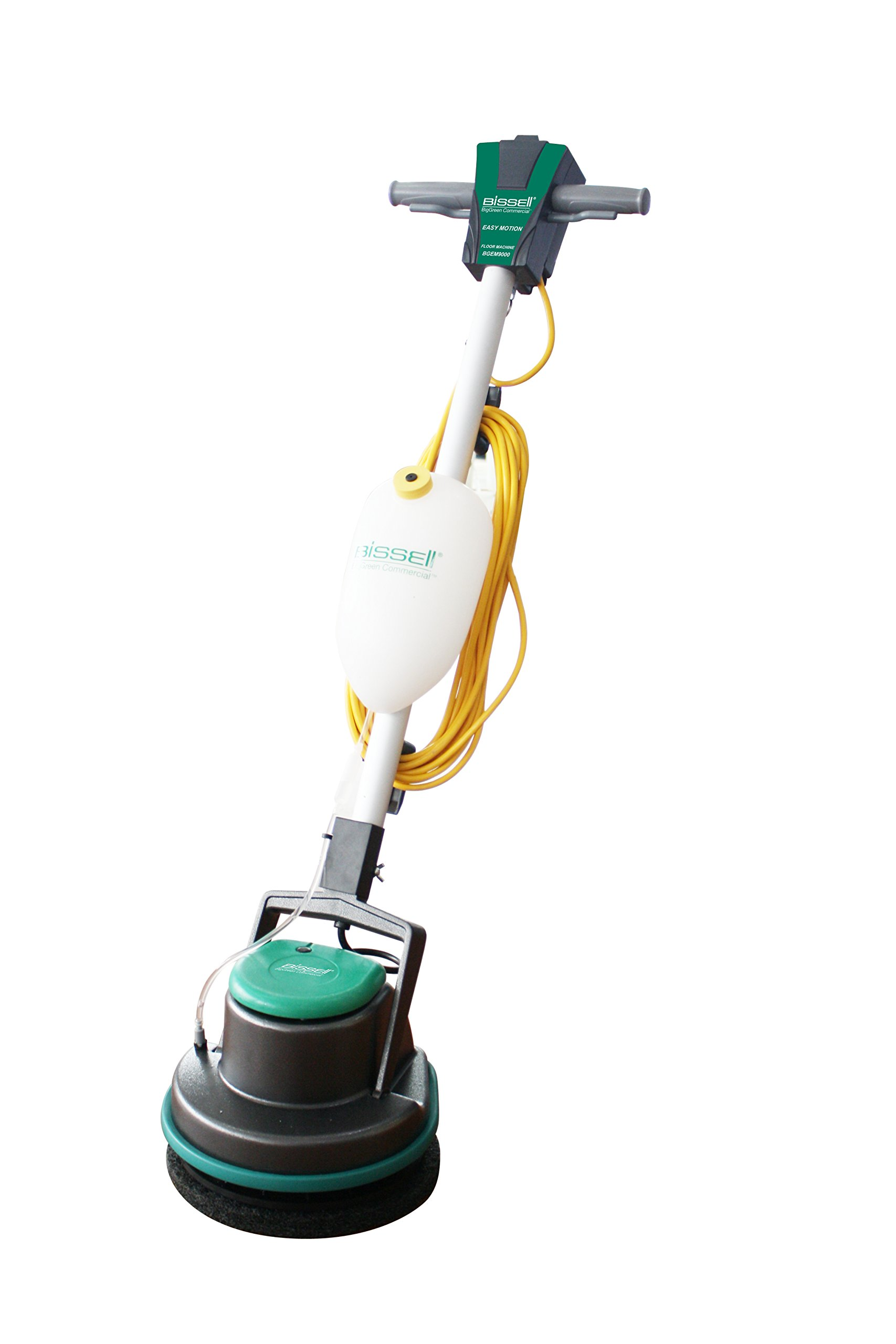 BISSELL BigGreen Commercial BGEM9000 Easy Motion Floor Machine, 12'' by Bissell