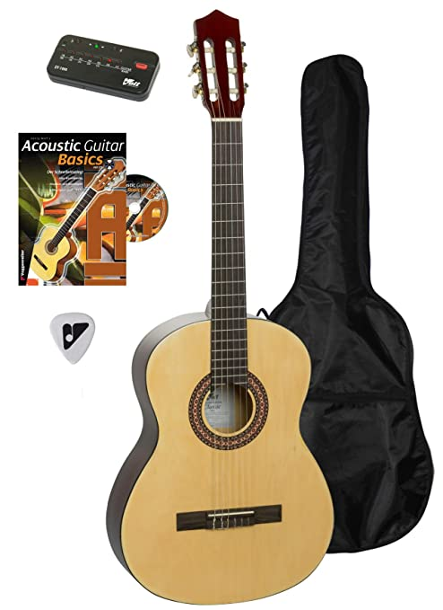 Voggenreiter 668 - Kit de guitarra acústica: Amazon.es ...