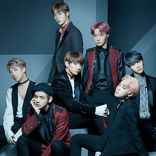 Boy group BTS