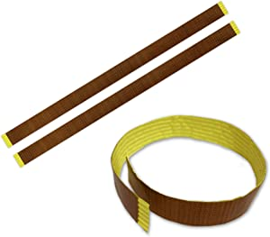 3 Teflon Food saver Replacement Tape Strips for Vacuum Sealers, Heat Sealing Strip,Fits Food Saver,Rival Seal-A-Meal,Weston, Cabella's and Nesco Models