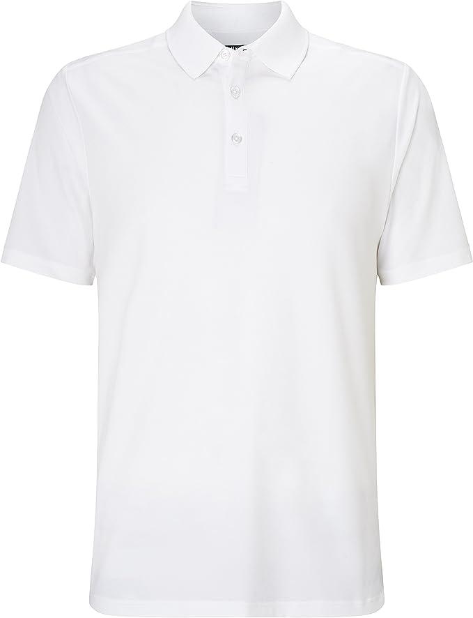 Callaway Golf 2018 Mens Opti-Dri Hex Golf Polo Shirt