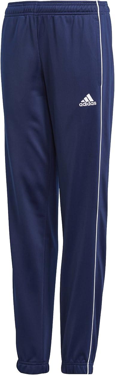 adidas Core18 PES PNTY Pantalones de Deporte, Unisex niños: Amazon ...