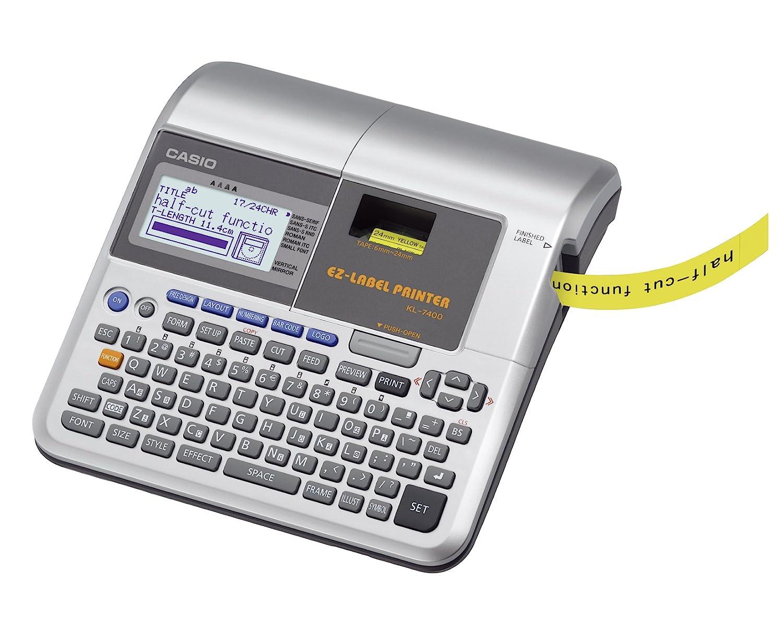 Amazon Casio Label Printer Office Products