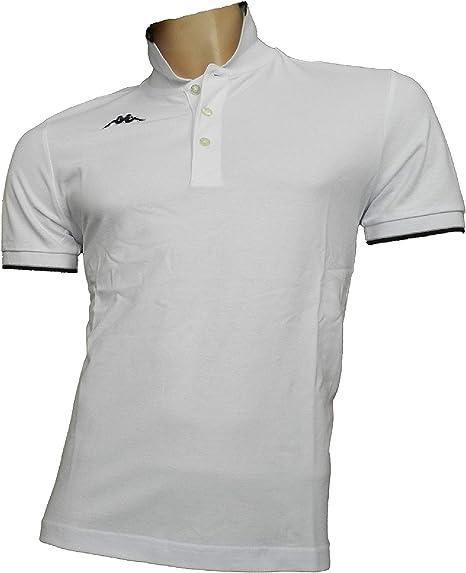 Kappa Polo T-Shirt Uomo Manica Corta Collezione 2020 Modello Woffen Regular