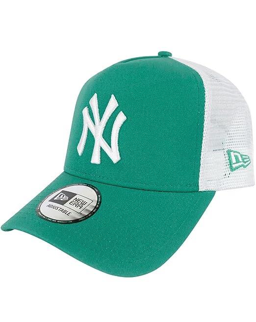 Gorra New Era - Ajustable Mlb New York Yankees Essential Trucker ...