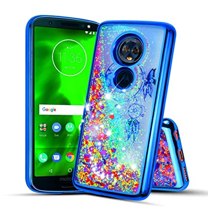 Amazon.com: Para Motorola Moto E5/Moto G6 Play Funda forturn ...