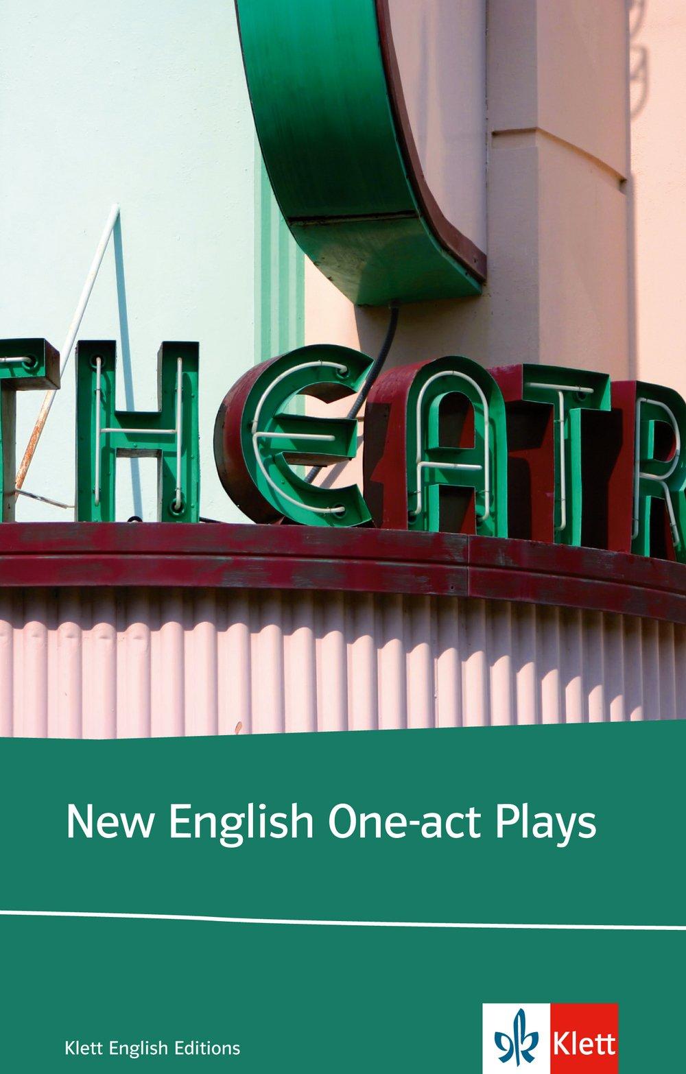 New English One-act Plays: Englische Lektüre für die Oberstufe (Klett English Editions)