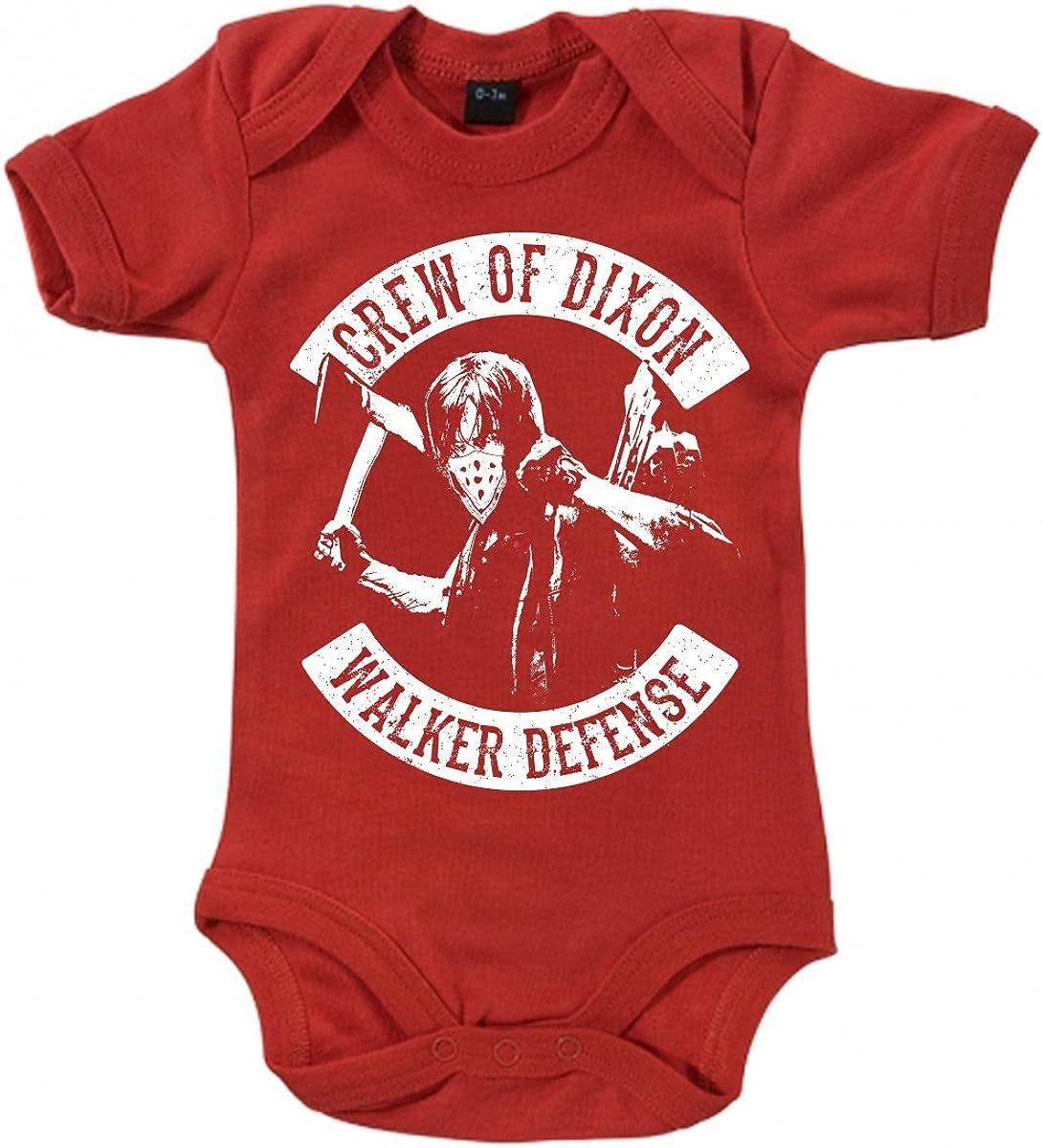 clothinx Baby Body Unisex Crew of Dixon
