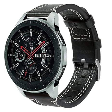 Correa de Repuesto para Reloj Inteligente Samsung Gear S3 Frontier/Classic by/Galaxy Watch
