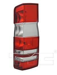 TYC 11-6509-90-1 Replacement right Tail Lamp (MERCEDES-BENZ), 1 Pack