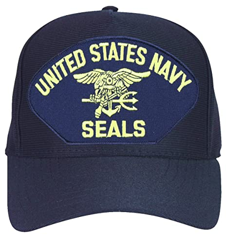 da9458f72 Amazon.com: MilitaryBest United States Navy Seals with Trident Ball ...