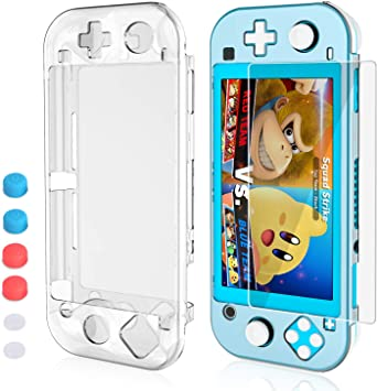 HEYSTOP Carcasa Nintendo Switch Lite, Funda Nintendo Switch Lite ...