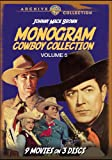 The Monogram Cowboy Collection, Volume Five: Starring Johnny Mack Brown