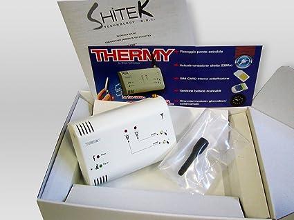 GSM a distancia para abrir puerta - Thermy - sistema de control remoto, puertas automático